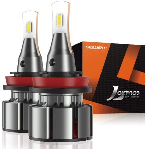 SEALIGHT H11 Headlight Bulb with Cooling Fan