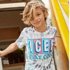 Up to 40% Off + Extra 20% OffAbercrombie Kids Summer Sale