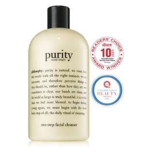 purity made simple® Facial Cleanser America's #1 Facial Cleanser | philosophy®