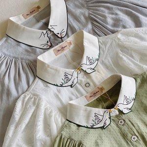 低至4折 蕾丝短裙£22折扣升级:Miss Patina 清仓大促 收英伦甜美复古仙女美衣