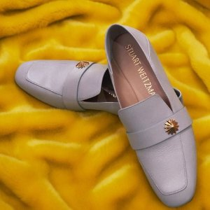 4折 封面款$191 (原价$475)SW 精致职场风 OL通勤女鞋 时髦好看 舒适度也赞