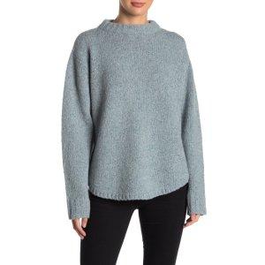 HabitualAustyn Long Sleeve Crew Neck Sweater