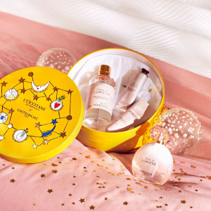 Gift Set ($20 value) for $10with any $45 Purchase @ L'Occitane