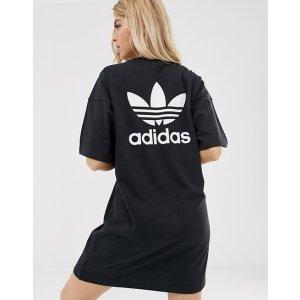 adidas Originals三叶草连衣裙