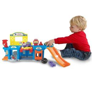 $9.99VTech Go! Go!  儿童智能轨道车玩具促销