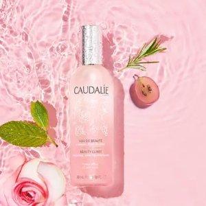 新人9折 满额最多赠8件礼包(价值$62)上新:Caudalie 欧缇丽 限量版粉色包装 皇后水喷雾 夏日必备