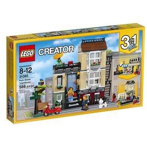 $37.95(原价$79.95)LEGO Creator系列 公园街市政厅 31065
