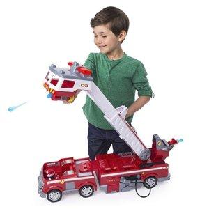 $35.99(原价$59.99) 节日礼物好选择PAW Patrol 带云梯儿童消防车玩具,近史低价