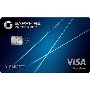 100,000 bonus pointsChase Sapphire Preferred® Card