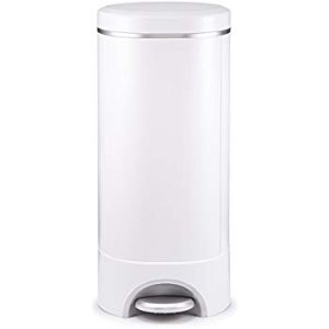 Amazon.com: Munchkin Step Diaper Pail Powered by Arm & Hammer: Baby