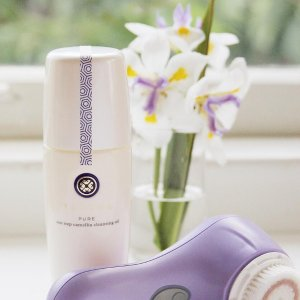 Last Day: 20% off + Complimentary Brightening Serum ($185 value)with $125+PURE ONE STEP CAMELLIA CLEANSING OIL purchase @ Tatcha