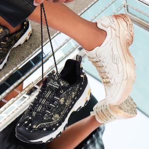 3.8折起 新款Amp'd仅$69.99Skechers官网 特卖上新 Energy老爹鞋仅$49.99