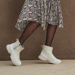 低至7折 仙女色短靴$105收UGG 退伍军人节精选鞋子、服饰特卖