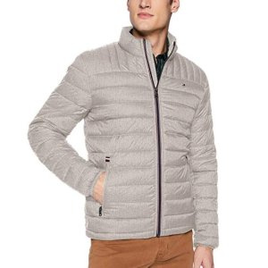 As low as $40.97Tommy Hilfiger Men's Packable Down Jacket
