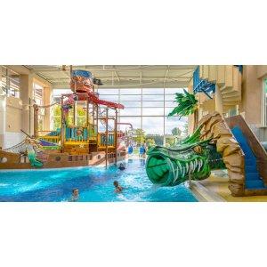 距离迪士尼乐园仅7分钟Explorers Hotel酒店一晚住宿只需184欧