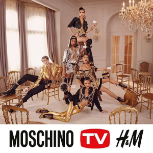 Coming soon on 11/08H&M x Moschino @ H&M