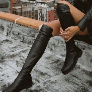 最高立减$270Stuart Weitzman 大长腿美鞋、长靴久违特惠