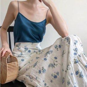 3折起+折上87折 封面款€46&Other Stories 半裙大整理 纯色的 碎花的 开叉的...还不收