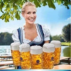 20瓶0.5L装仅€15.99Löwenbräu 拜仁经典啤酒 去不了慕尼黑啤酒节也能喝
