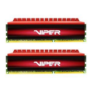 $139.99史低价:Patriot Viper 4 16GB Kit (2 X 8GB) 3733MHz DDR4 套装