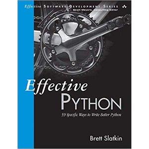 $14.47Effective Python: 59 Specific Ways to Write Better Python 教材