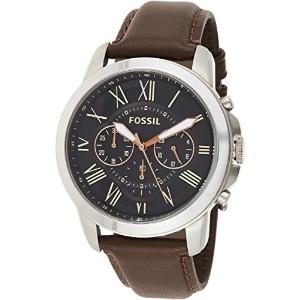 $42.99Fossil Men's Grant Chronograph Quartz Watch