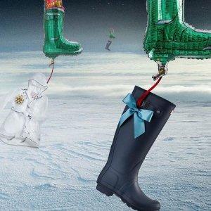 5折收 高质感雨衣Hunter 儿童雨衣 雨靴 小机灵鬼 雨天必备 单品