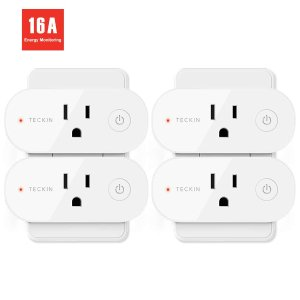 $28.8智能WiFi插座 最大支持16A电流 4个装