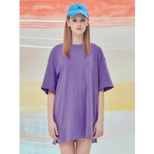 GENERAL IDEA STANDARD香芋紫短袖