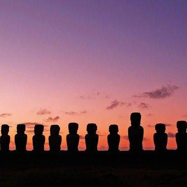 """(3天)【""""世界的肚脐""""智利复活节岛神秘之旅】探访巨型石像群+火山采石场+考古中心,体验海上孤岛的神秘与文化(天天出发)"""