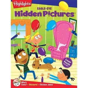 HighlightsFree ToteHidden Pictures for Kids - Hidden Pictures Puzzles | Eagle Eye