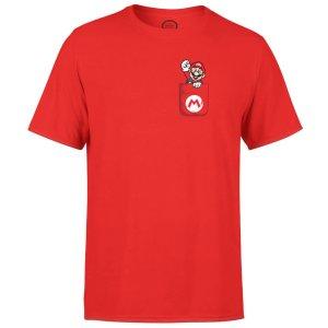 Nintendo男士马里奥T恤