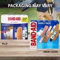 BAND·AID 家庭装创可贴 120片 不同大小