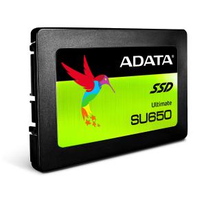 $114.74 (原价$199.99)ADATA Ultimate SU650 3D NAND 2.5