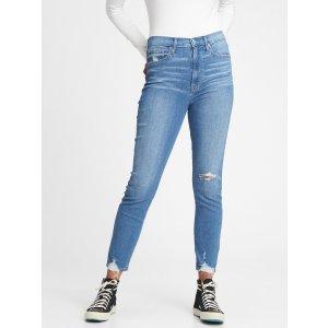 Gap牛仔裤