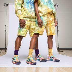 $52起+包邮 收经典潮款adidas X Pharrell Williams 菲董合作新款 炫彩篮球鞋4月1日发售