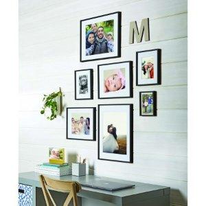 $12Better Homes & Gardens 7 Piece Frame @ Walmart