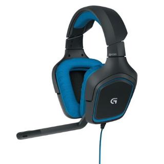 $29.99 (原价$79.99)Logitech G430 杜比 7.1声道 DTS 电竞耳机
