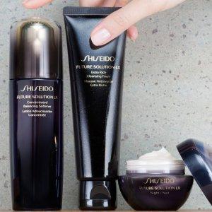 $47.94(官网价$62) 自营保真Shiseido 资生堂时光琉璃泡沫洁面乳7.5折热卖