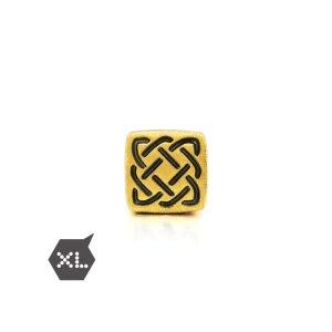 Charme 「XL - 刺青系列」足金串飾 - 守護