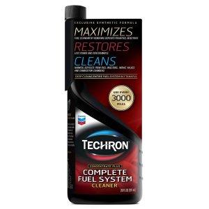 $7.99雪佛龙Chevron Techron Concentrate Plus汽车燃油系统清洗剂 20oz