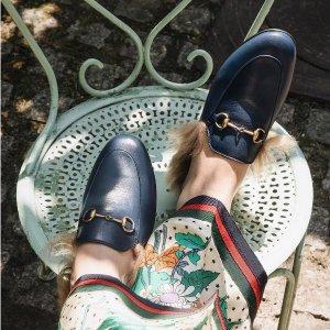 Gucci老爹鞋、毛拖也有Celine、Gucci 闪购专场  收Celine Trio