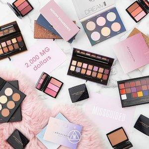 最高退税17% + 限时免邮Anastasia Beverly Hills 全线美妆热卖