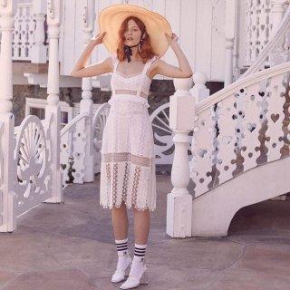 低至3折 For Love & Lemons封面款码全Shopbop 折扣区超仙蕾丝美裙热卖
