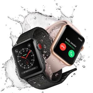 低至$199 (原价$279) 多尺寸可选补货:Apple Watch Series 3 智能手表特卖 GPS/蜂窝网络版