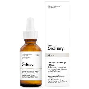 The ordinaryCaffeine Solution 5% + EGCG 30ml