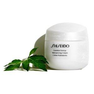 Shiseido满$125免费送鲜润赋活乳霜50ml