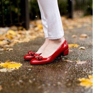 最高送$1500礼卡Salvatore Ferragamo 女士包包、鞋履促销  入经典蝴蝶鞋