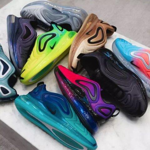 低至6折+包邮Eastbay官网 Nike Air系列男女运动鞋好价促销
