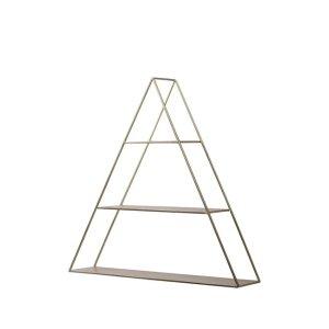 三角形装饰架